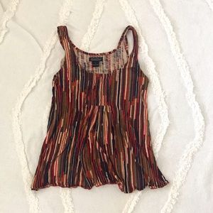 Lucky Brand Tank Top 🍂 Perfect for fall!